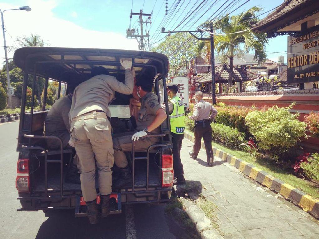 Seorang WN Denmark Ngamuk di Bali Diduga Stres