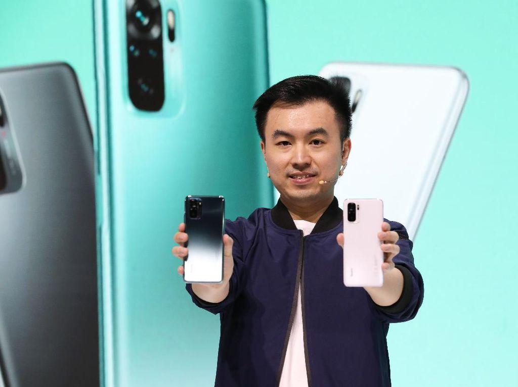 Xiaomi Redmi Note 10 Dirilis, HP Mid-range dengan Layar AMOLED