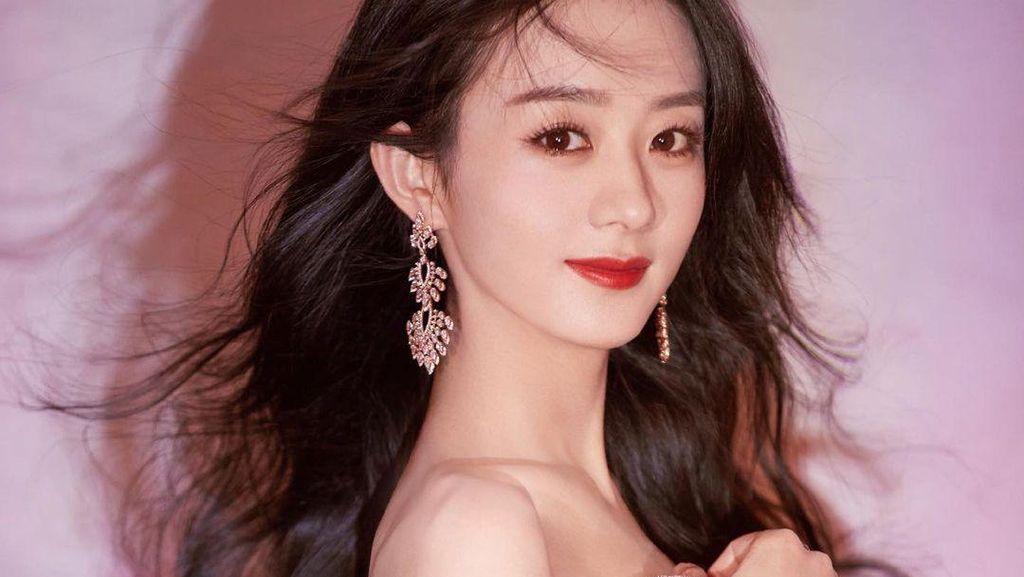 10 Pesona Zhao Liying, Anak Petani yang Kini Dijuluki Ratu Rating Drama China