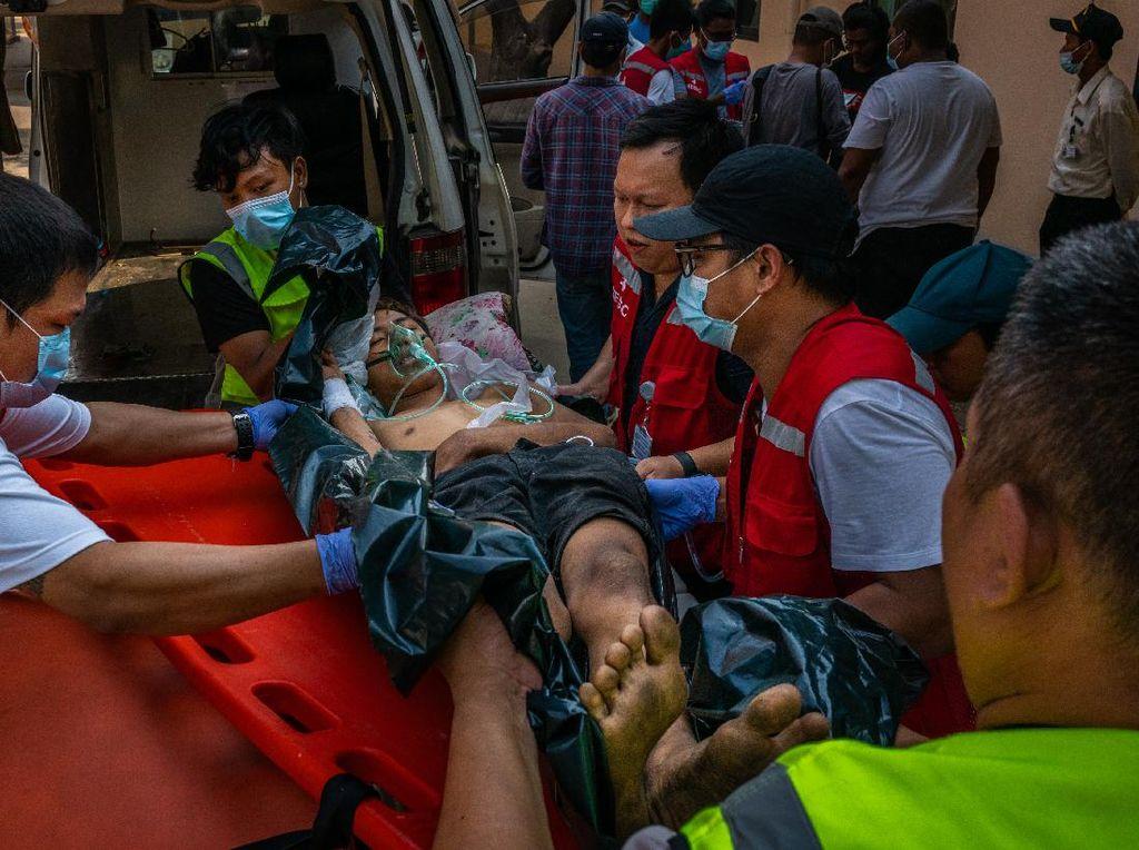 Makin Mencekam! Kudeta Junta Myanmar Telan Korban Jiwa 700 Lebih