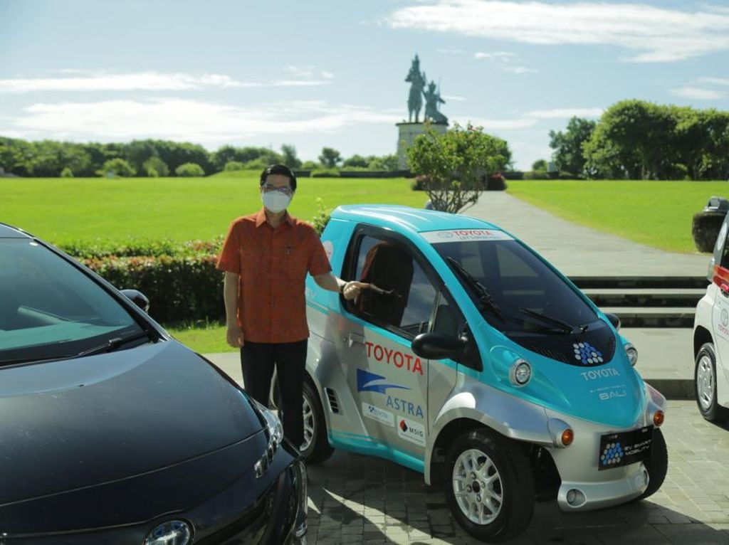 Astra & Prinsipal Promosikan Kendaraan Listrik Lewat EV Smart Mobility