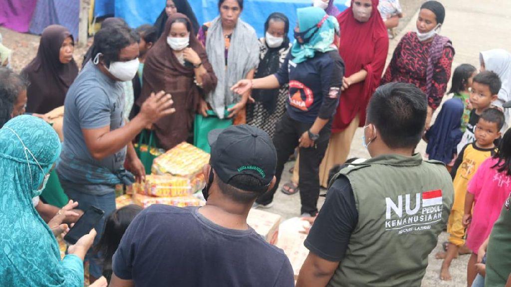Bantuan Kemanusiaan untuk Pemulihan Sulawesi Barat