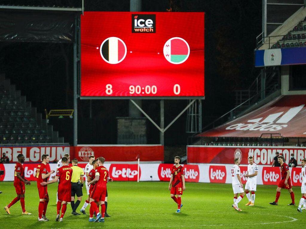 8 Gol Belgia Saat Gilas Belarusia