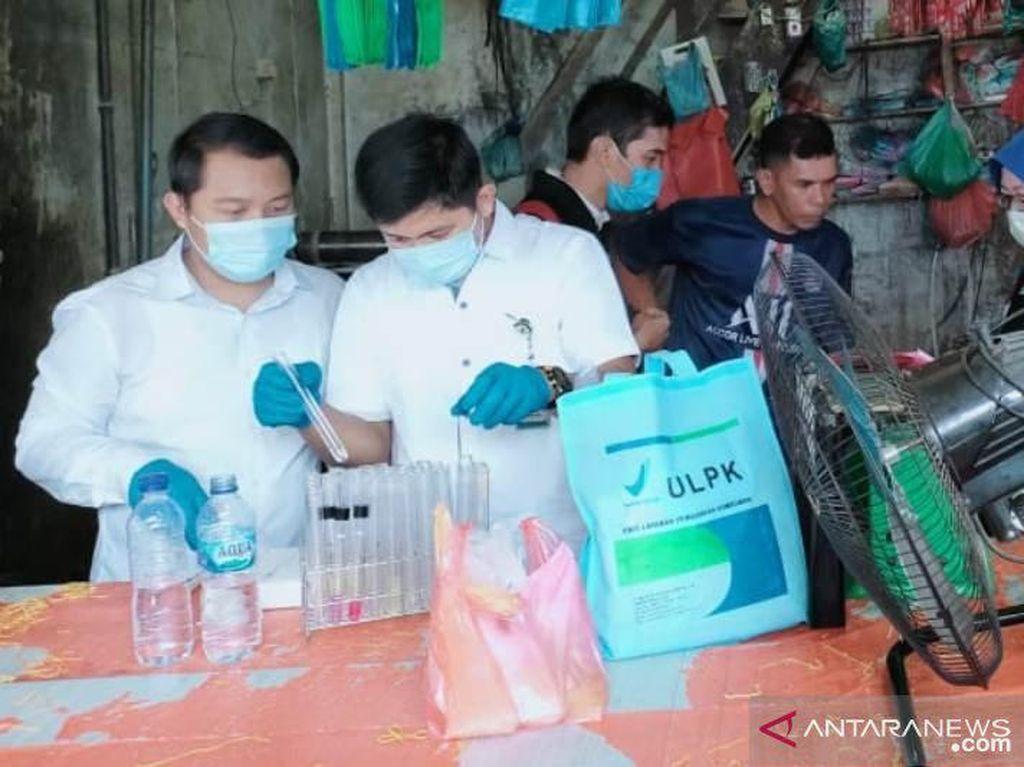 BPOM Temukan 300 Kg Mi Mengandung Formalin dan Boraks di Aceh