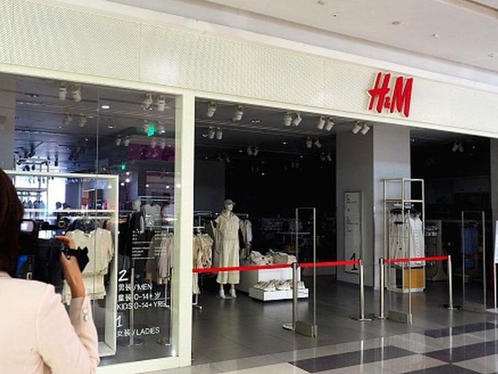 China Peringatkan H&M Tolak Kapas dari Xinjiang Cuma Rugikan Diri Sendiri