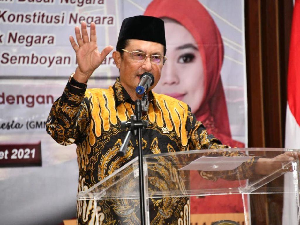Waket MPR Ajak Aktivis Mahasiswa Sumsel Tanamkan Jiwa Kewirausahaan