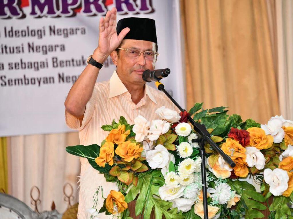 Sosialisasi 4 Pilar di Kampung Arab, MPR Kisahkan Partai Persatuan Arab