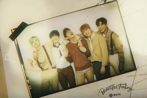 Menampilkan kelima member Day6 dalam music video Beautiful Feeling.