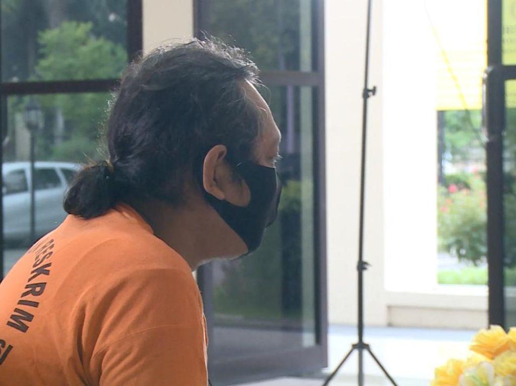 Ustaz Gondrong Ungkap Kekecewaan ke Mertua yang Polisikan Dirinya