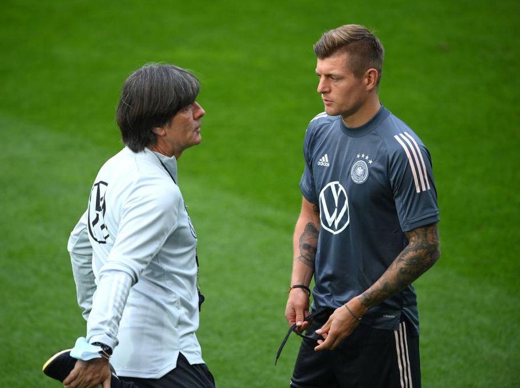 Loew Abaikan Rumor Kroos Akan Pensiun dari Timnas Usai Piala Eropa