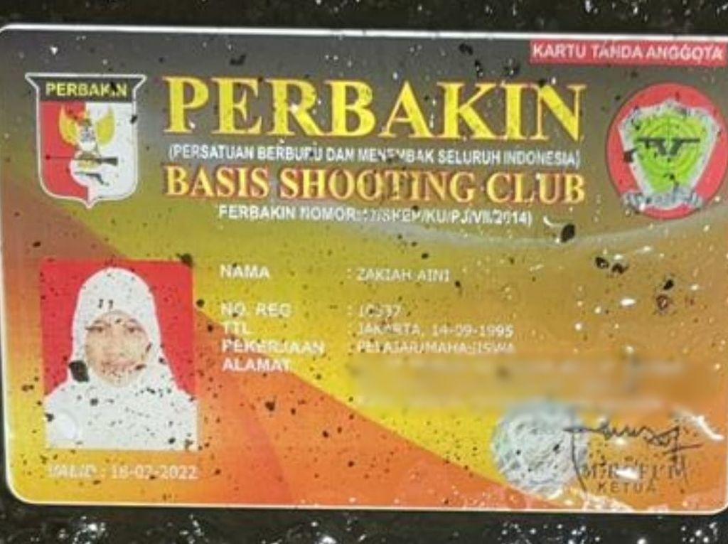 KTA Basis Shooting Club di Insiden Zakiah Aini hingga Koboi Duren Sawit
