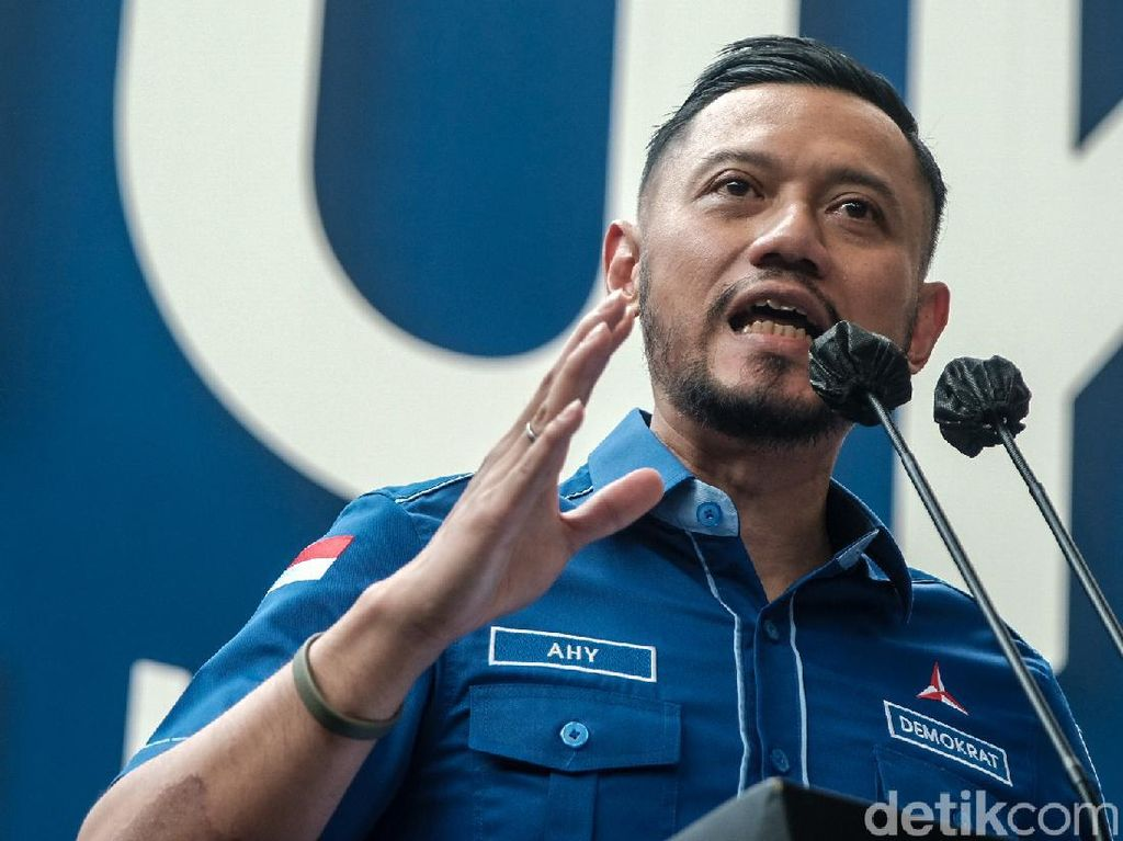 Tegaskan Oposisi, AHY Minta Kritik PD Tak Dianggap Rusuhi Pemerintah