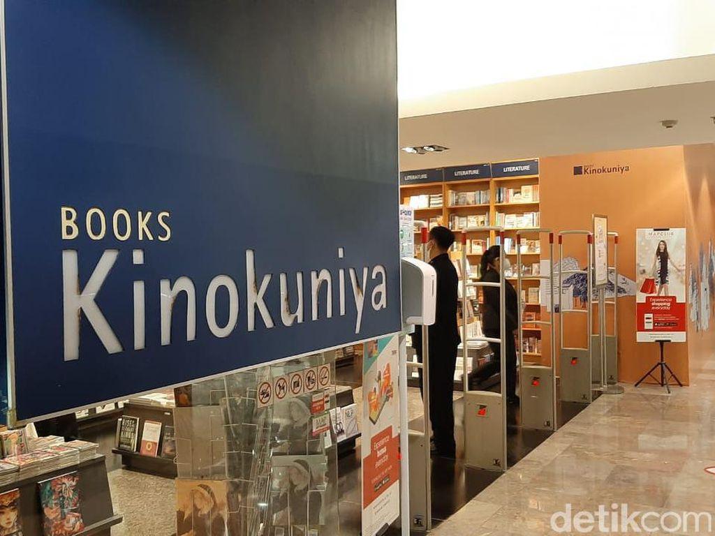 Tutupnya Kinokuniya Plaza Senayan dan MUJI di Indonesia