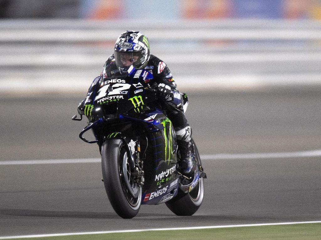 Vinales Juara MotoGP Qatar 2021, Rossi Bilang Begini