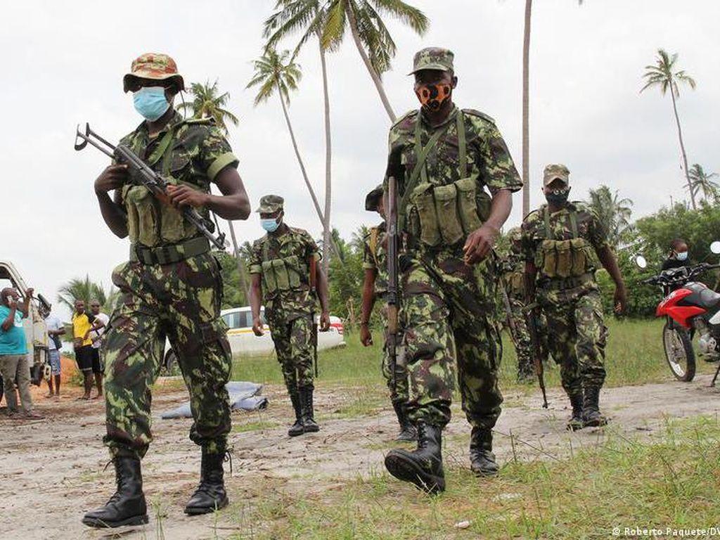 Usai Ketegangan di Mozambik, AS Kirim Dukungan dan Portugal Kirim Tentara