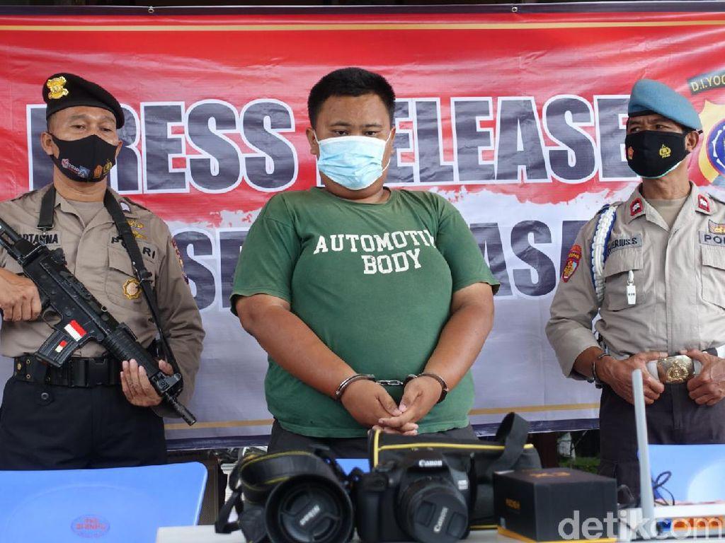 Jual Kabel Sisa Proyek KRL Yogya-Solo, Oknum Pekerja Dibekuk Polisi