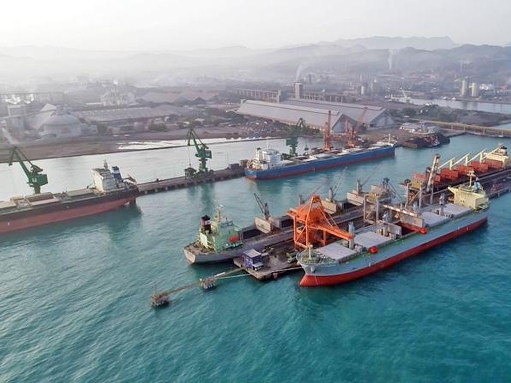 Operator Pelabuhan-Pengusaha Kapal Keroyokan Genjot Ekspor