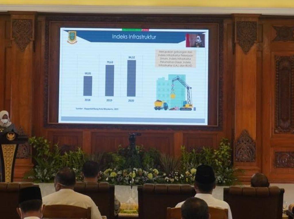 Walkot Mojokerto Beberkan 7 Program Prioritas di Musrenbang RPKD 2022