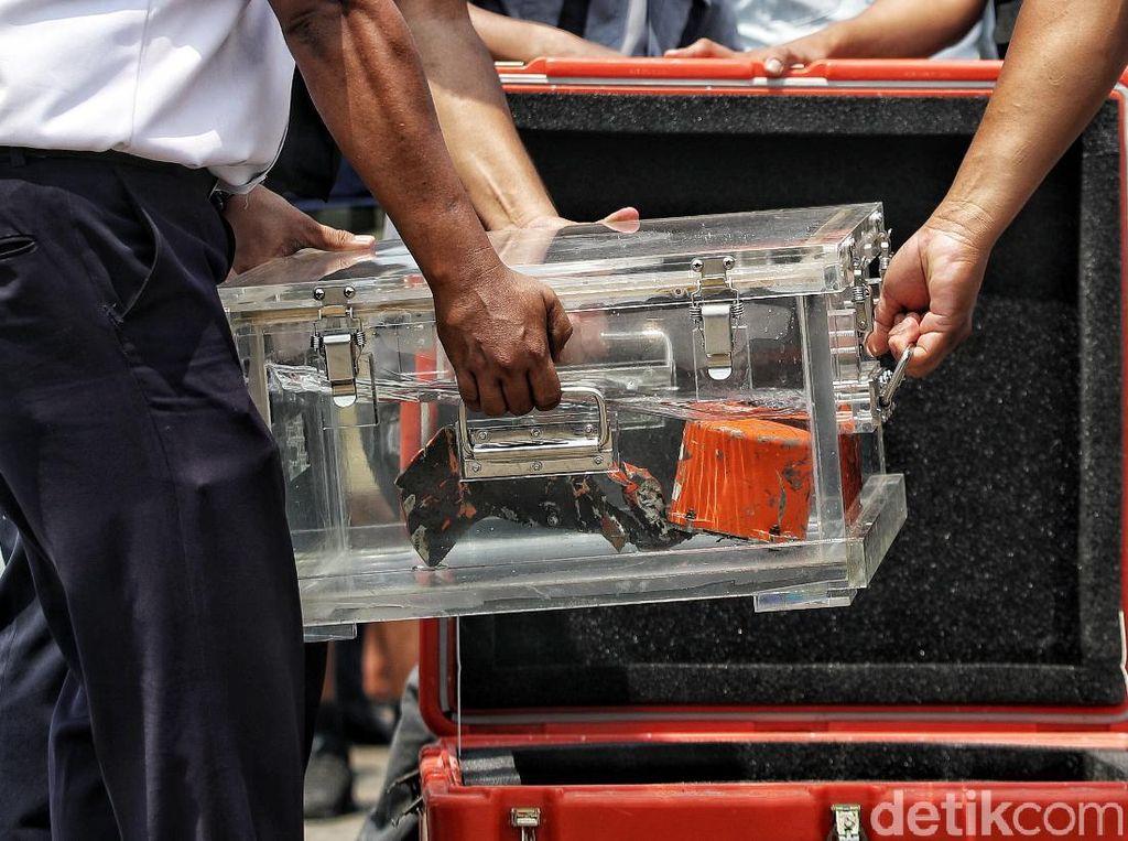 KNKT: Percakapan di Kokpit Sriwijaya Air SJ182 yang Jatuh Terdengar Jelas
