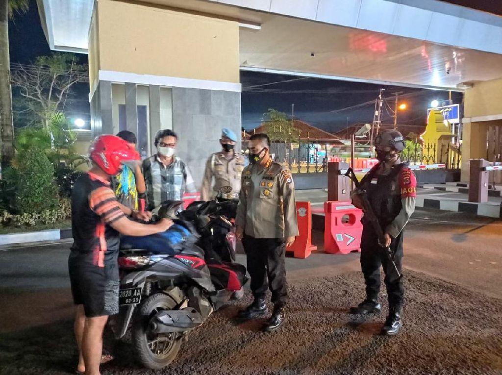 Cegah Aksi Teror, Polda Banten Perketat Penjagaan