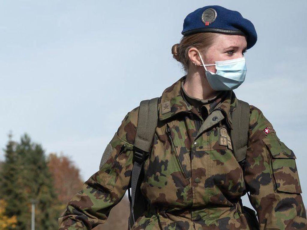 Tentara Perempuan di Swiss Akhirnya Boleh Pakai Celana Dalam Khusus Wanita