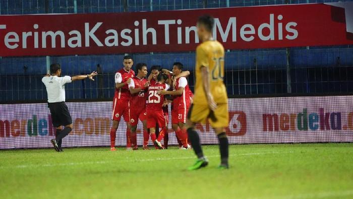 Persija Jakarta vs Bhayangkara FC