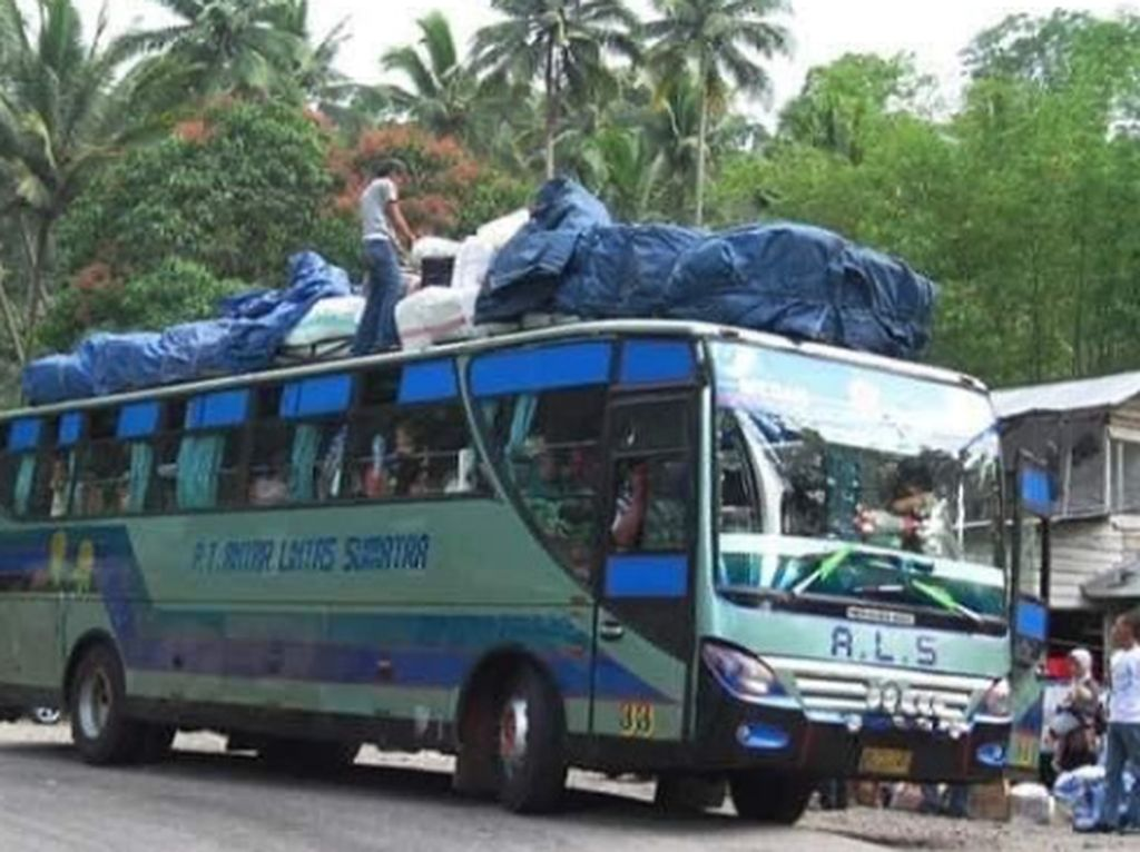 Ini 5 PO Bus yang Layani Rute Terjauh di Indonesia, Siapa Berani Coba?