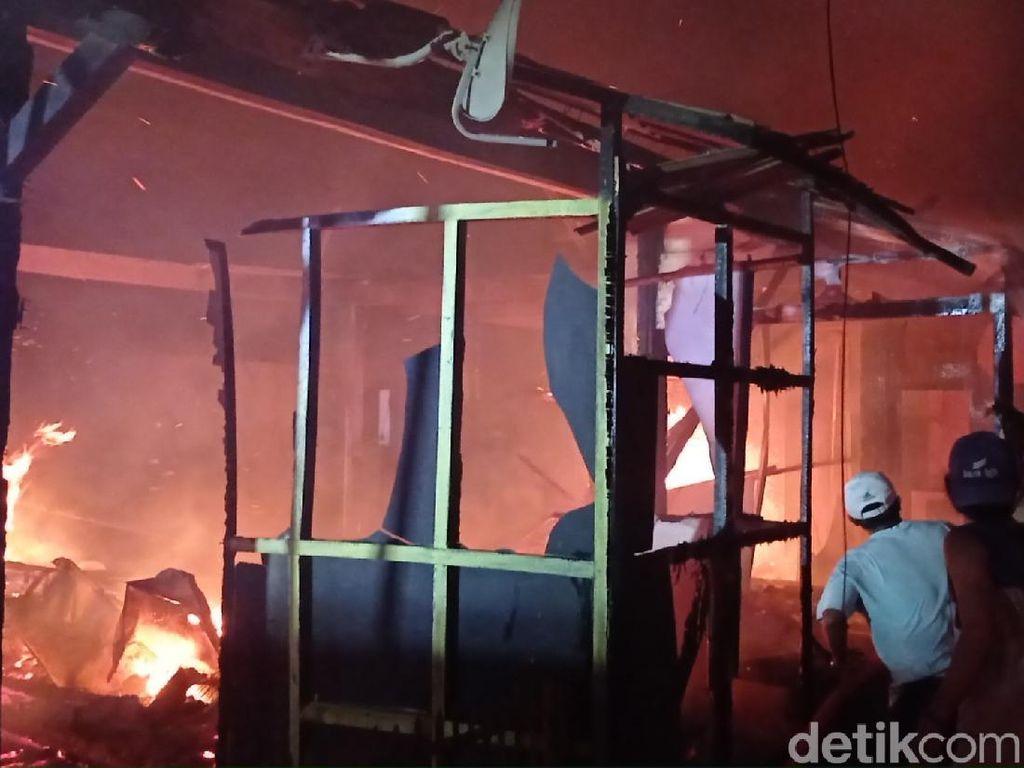 Keluarga Pelaku Pembacokan-Pembakaran di Pangandaran Minta Maaf Pada Warga