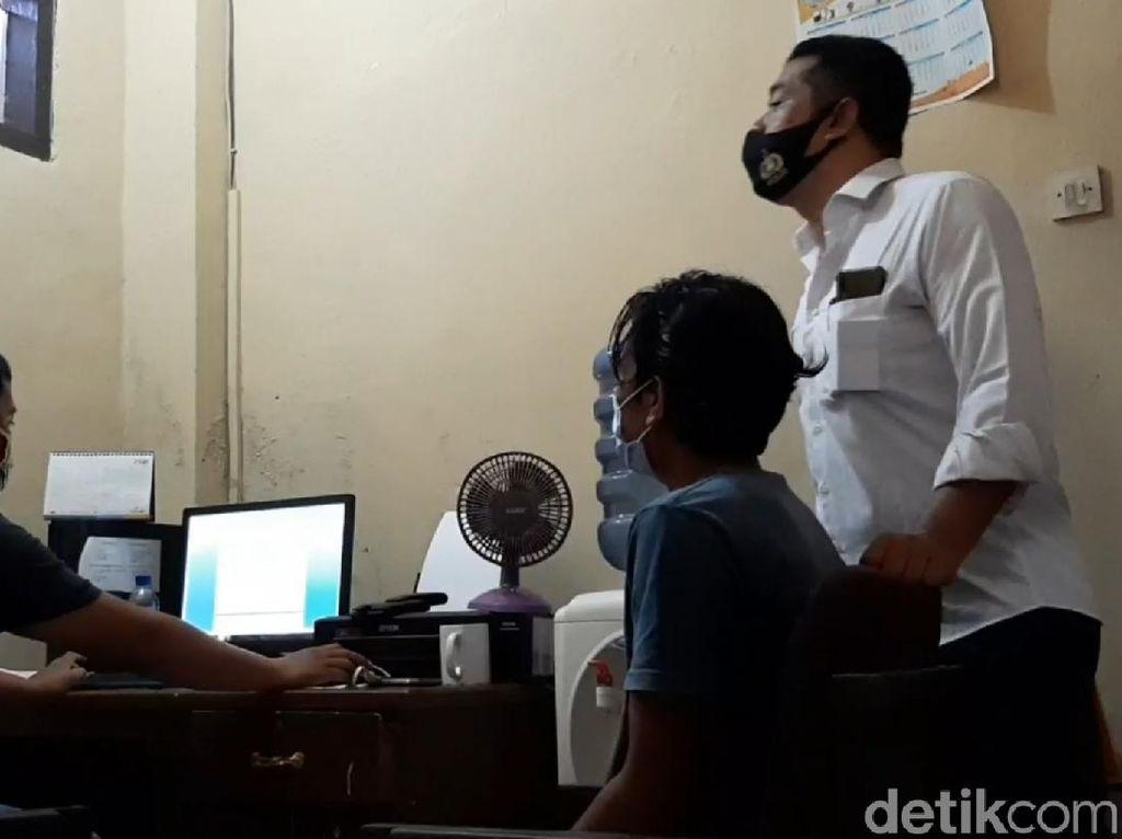 Pria Berpisau yang Duel dengan Ibu-Anak di Tasikmalaya Diciduk Polisi