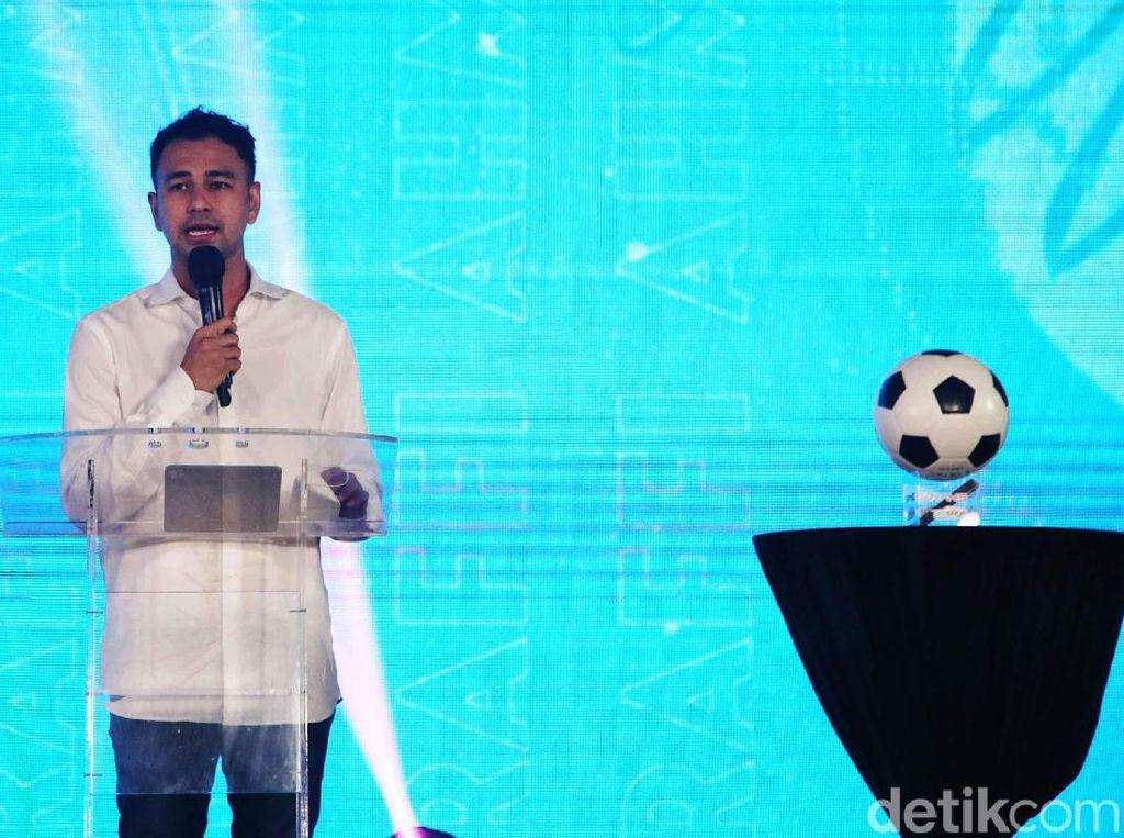 Raffi Ahmad dan Sepakbola: Kini Bos Klub, Dulu Mau Jadi Pemain
