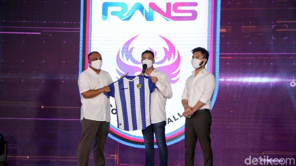 Diakuisisi Raffi Ahmad, Cilegon United Jadi RANS Cilegon FC