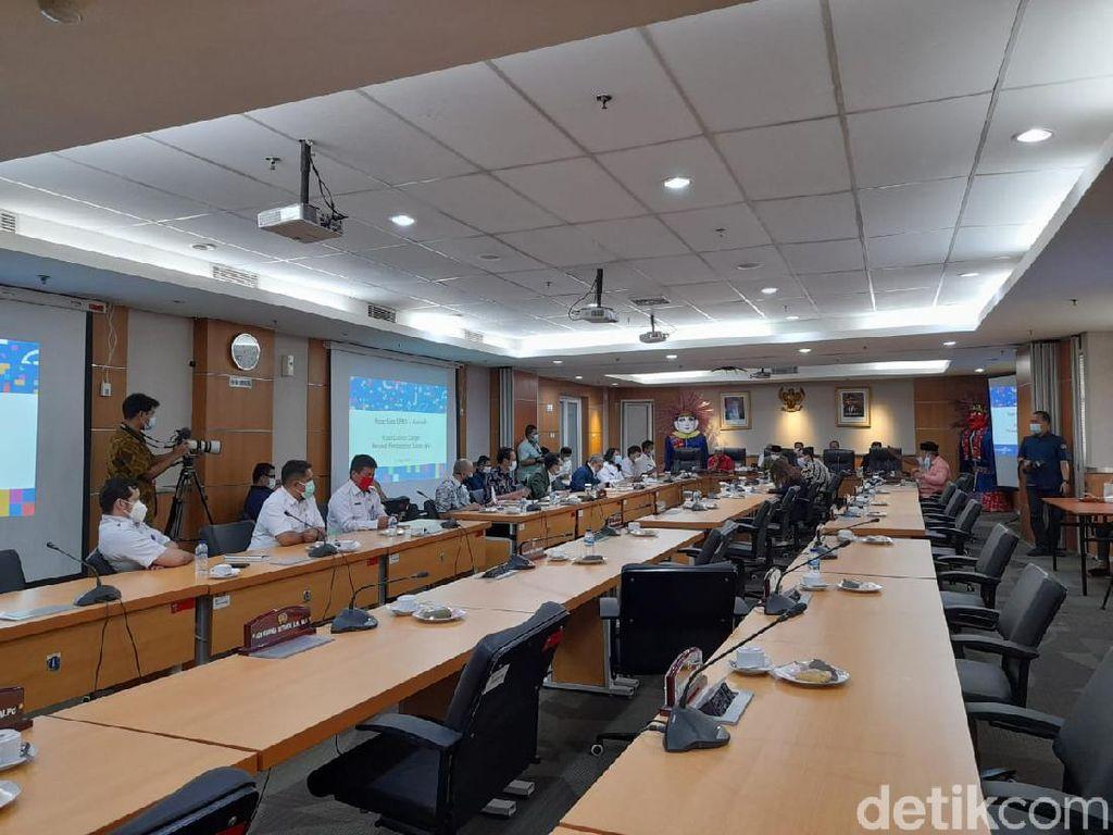 Sarana Jaya Tak Buka Data Soal Lahan 70 Ha, Anggota Komisi B DPRD DKI Geram