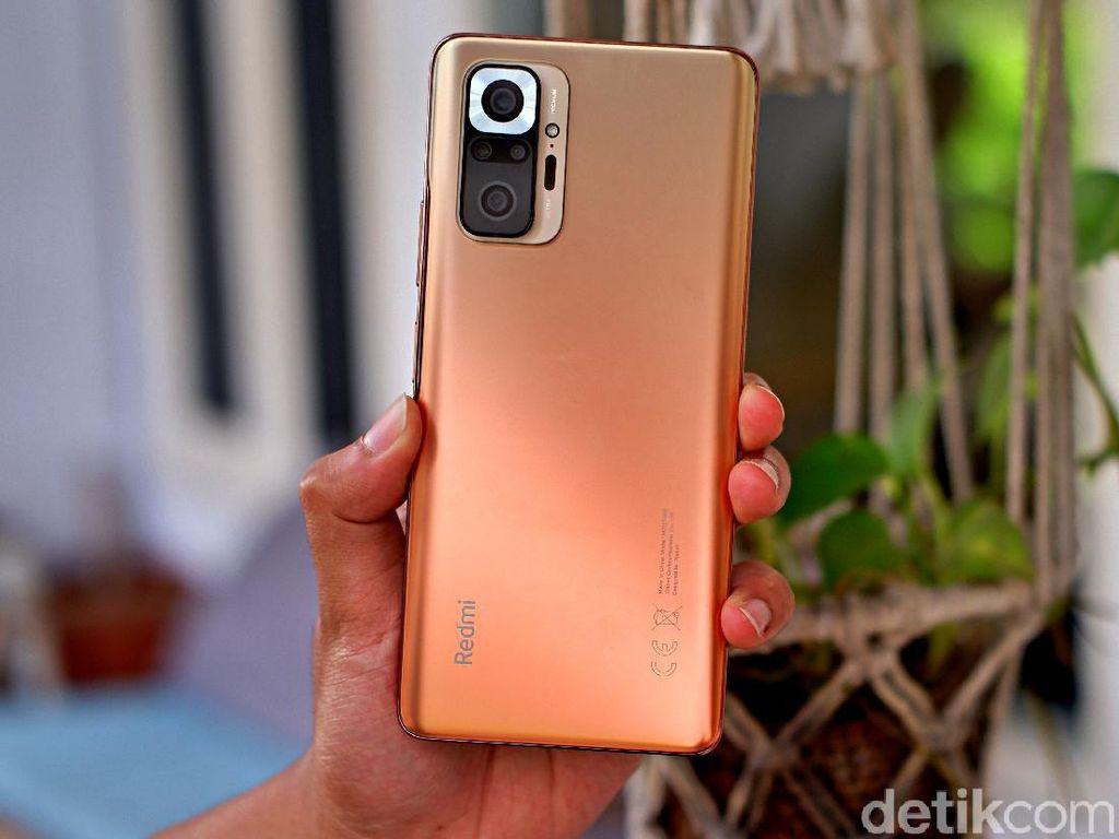 Xiaomi Redmi Note 10 Pro Jadi Ponsel Mid-range Pertama dengan Kamera 108MP