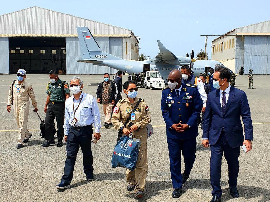 Senegal Beli Pesawat CN-235 Produksi PT Dirgantara Indonesia