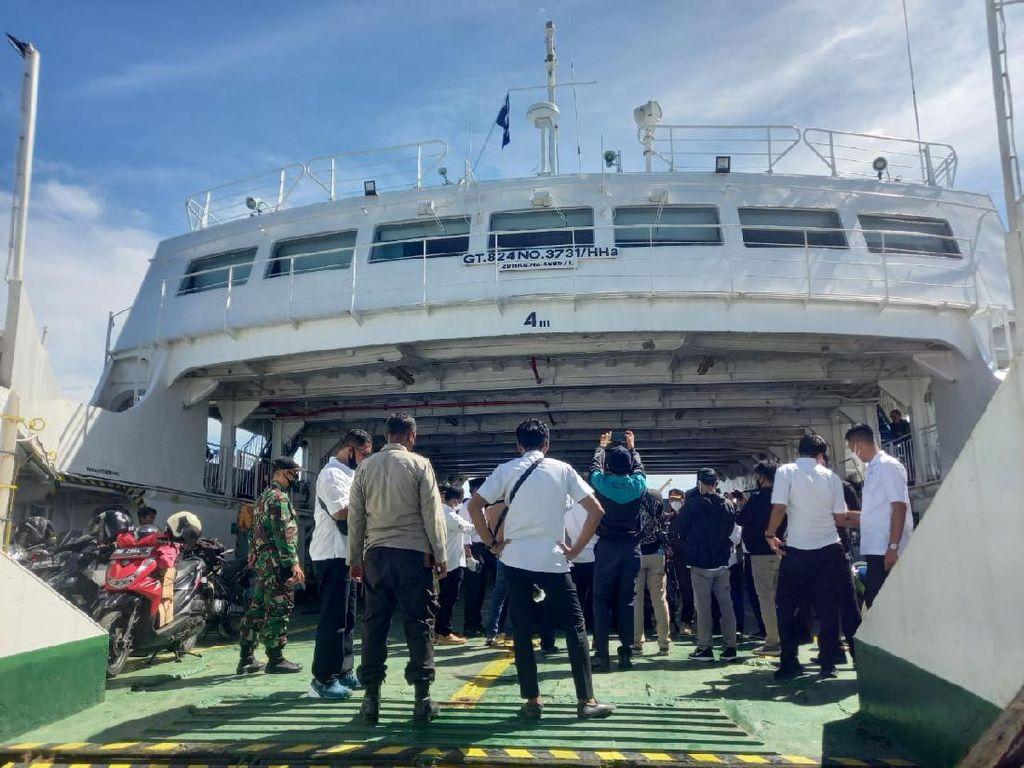 Tekan COVID-19, Vaksinasi di Sumbawa Barat Sasar Pelaku Pelayaran