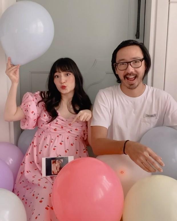 Vanessa Andrea diprediksi melahirkan pada akhir Juli atau awal Agustus/instagram.com/cherrydreamy