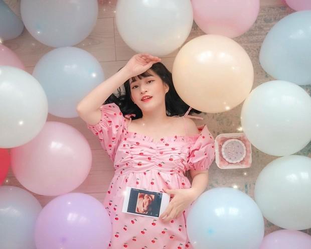 Vanessa Andrea terima kado terindah di usia 32 tahun/instagram.com/cherrydreamy