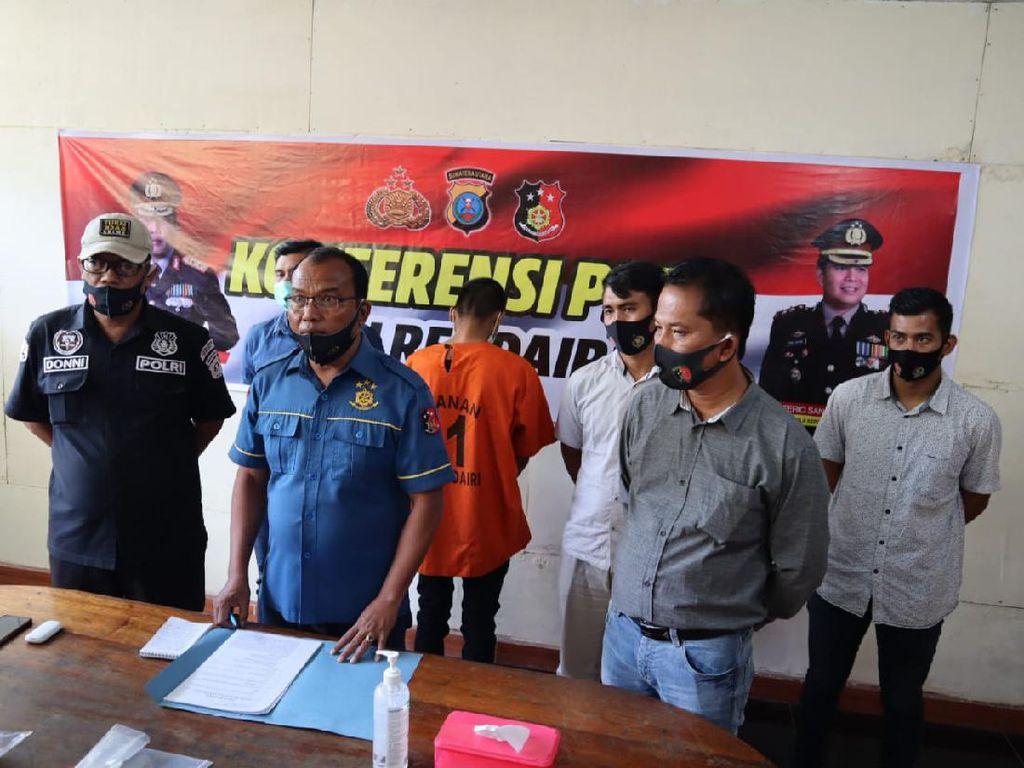 Video Persetubuhan dengan ABG Beredar di FB, Pria di Sumut Ditangkap Polisi