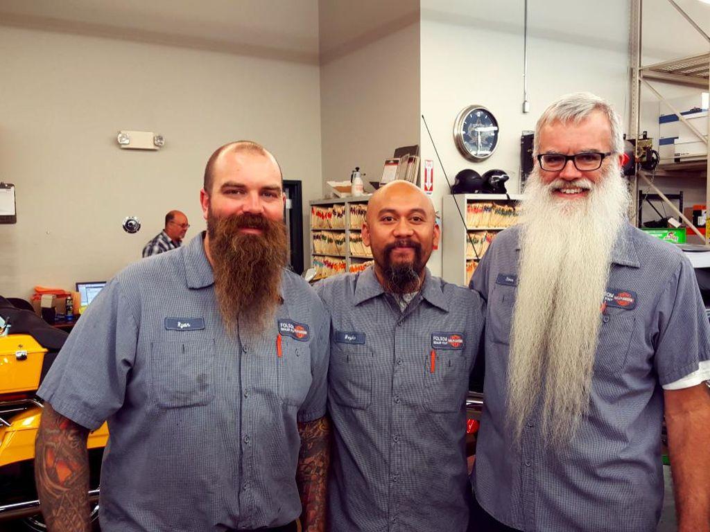 Boyke Soerianata, dari Pelayan Restoran Jadi Master Teknisi Harley-Davidson di AS
