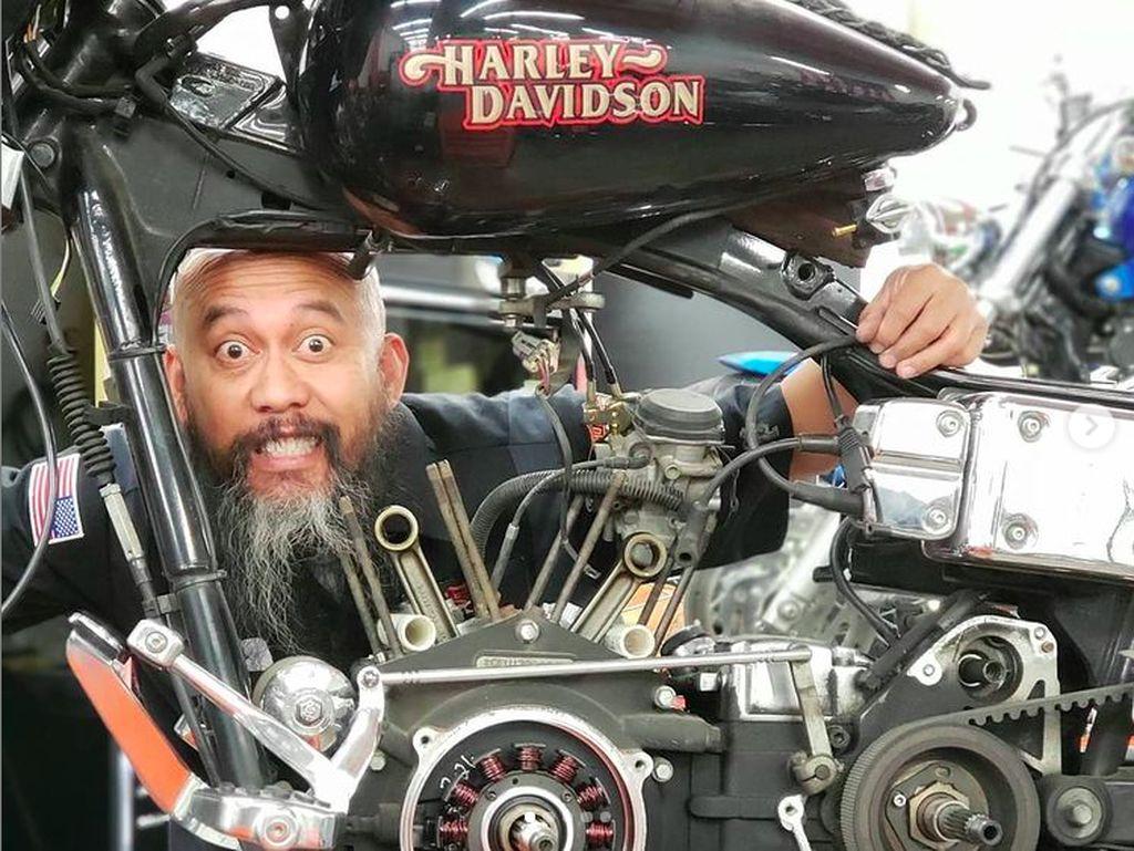 Kenalan dengan Satu-satunya Orang Indonesia yang Jadi Dokter Harley-Davidson di AS