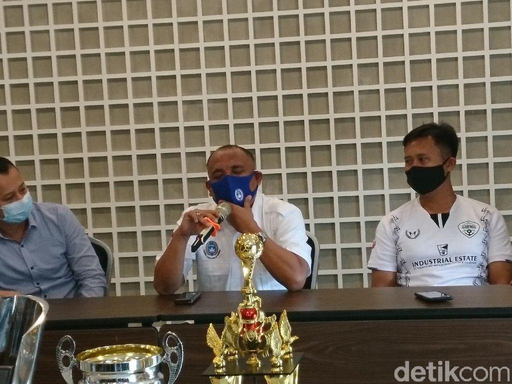 Kisah Cilegon United: Dari Mau Bangkrut Hingga Dibeli Raffi Ahmad