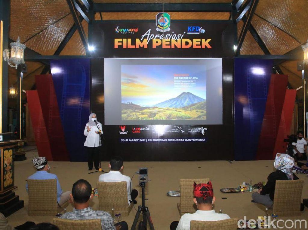 Apresiasi Film Pendek Digelar Dukung Karya Sineas Banyuwangi