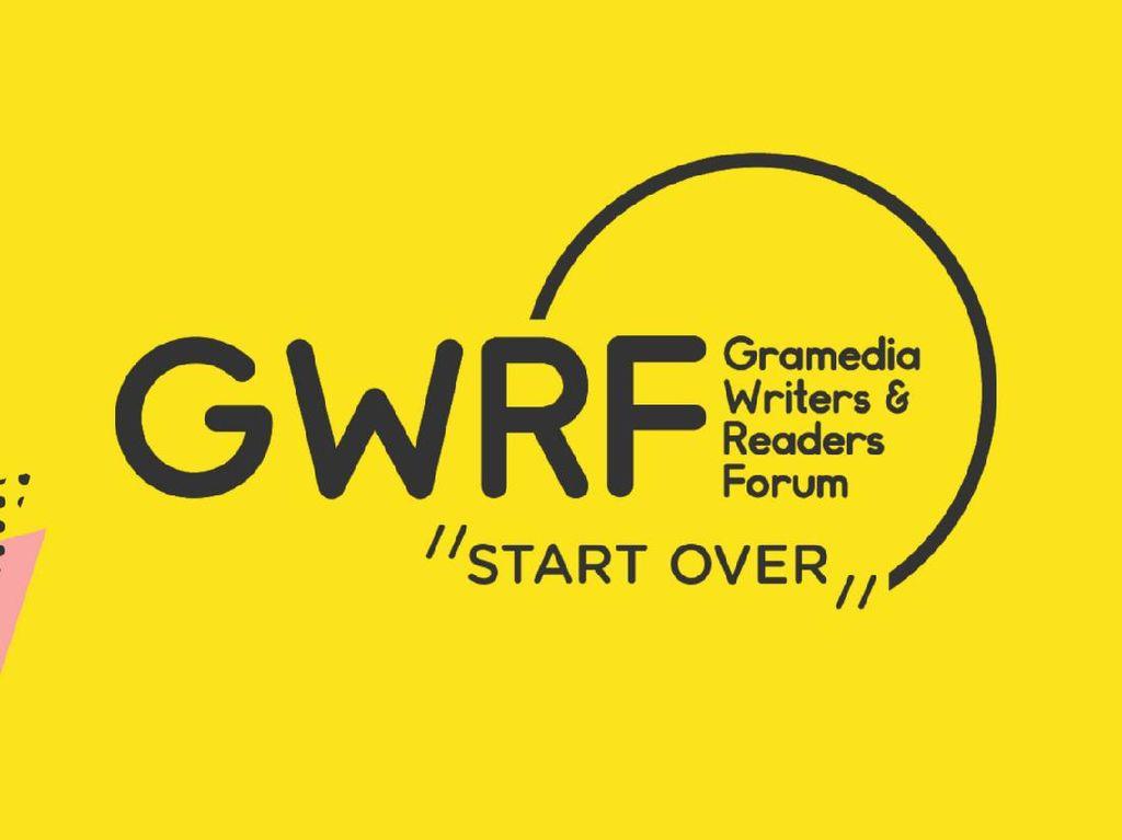 20 Penulis Terlaris Indonesia Berbagi Pengalaman di GWRF 2021