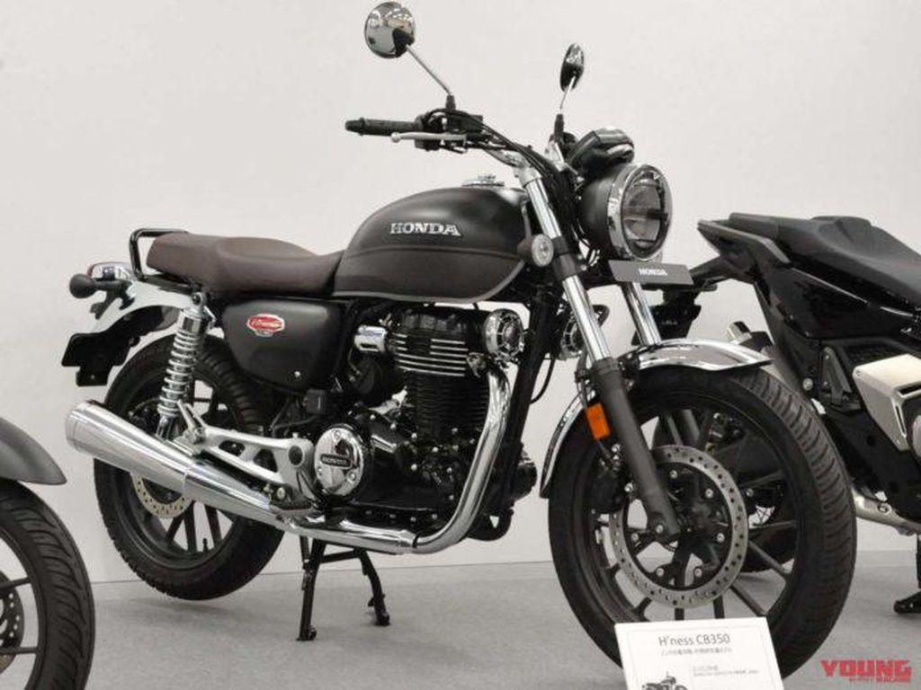 Pilih Mana, Royal Enfield Meteor 350 atau Honda GB350?