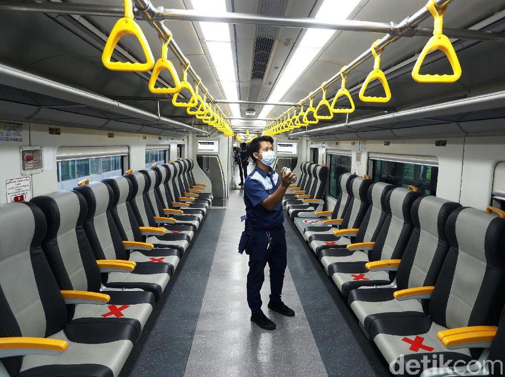 Fakta-fakta Kereta Bandara Rasa KRL yang Tarifnya Mulai Rp 5.000