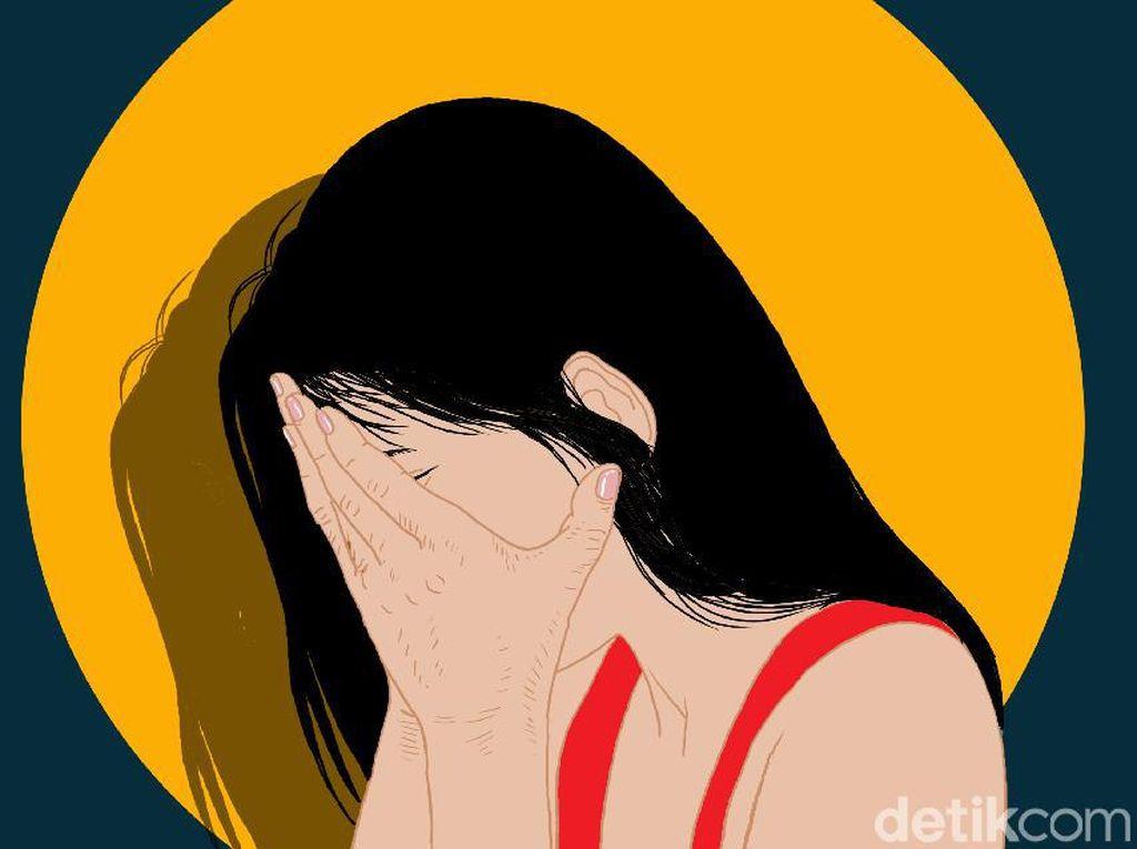 Bejatnya Kelakuan Bapak Tiri Perkosa Anak di Ciputat Berkali-kali