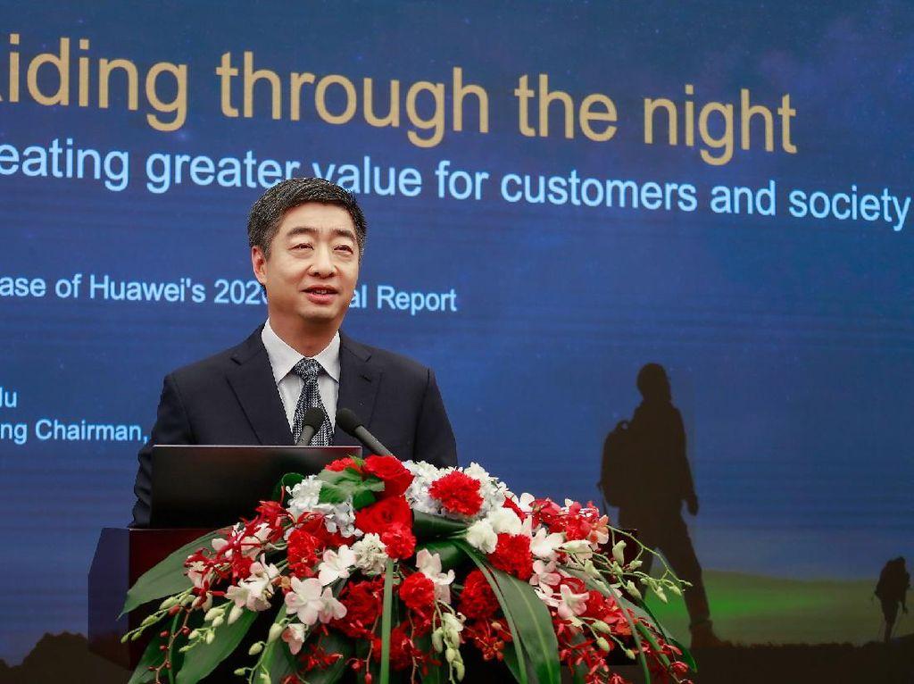 Digempur AS, Huawei Tetap Catatkan Kenaikan Profit