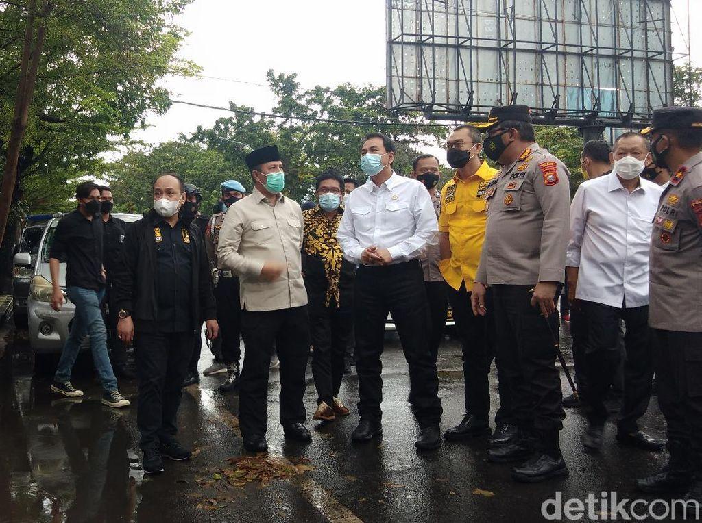 Ke Katedral Makassar, Kepala BNPT Ungkap Propaganda Teroris di Medsos