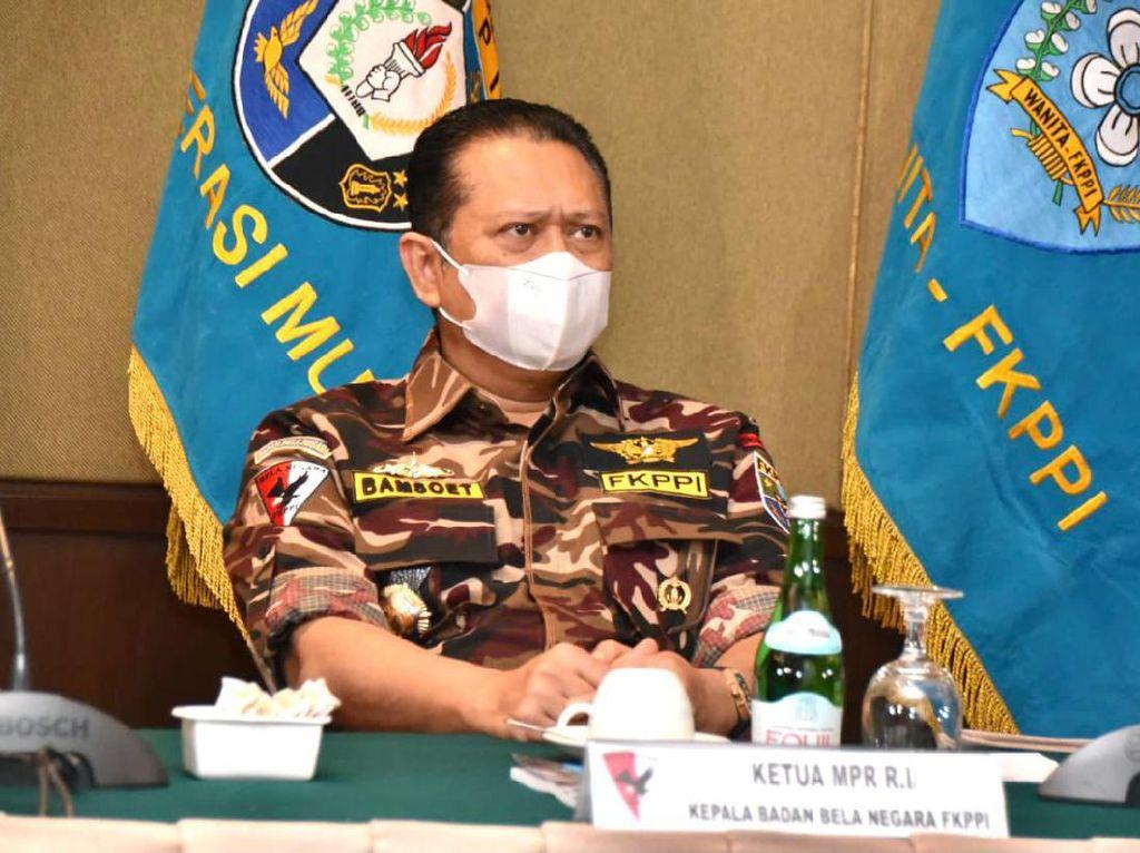 Heboh Zakiah Aini, Bamsoet Minta Polisi Tindak Penjual KTA Palsu Perbakin!