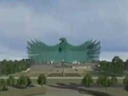 Rekomendasi soal Desain Garuda Istana Negara, Arsitek: Jadi Tugu Saja
